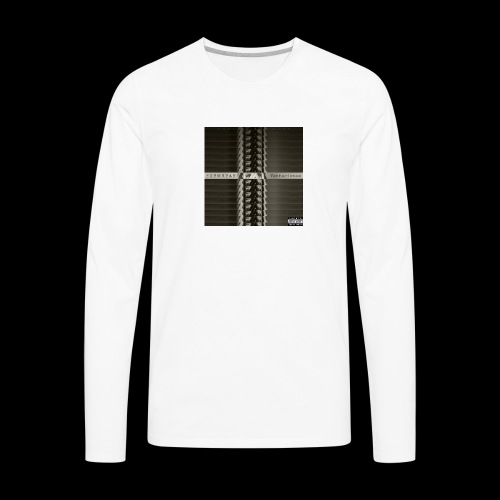 Euforyah Tentaciones Covers - Men's Premium Long Sleeve T-Shirt