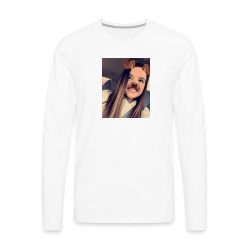 Annie Leblanc - Men's Premium Long Sleeve T-Shirt