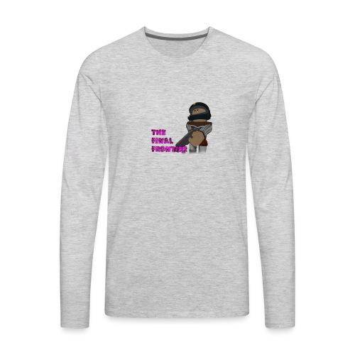 The Final Frontier Sports Items - Men's Premium Long Sleeve T-Shirt