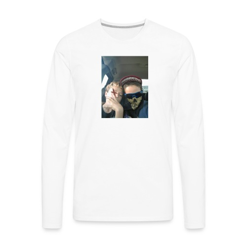 Hotmerch - Men's Premium Long Sleeve T-Shirt