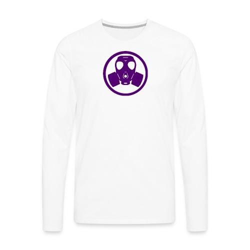 Sliq Killa Logo - Men's Premium Long Sleeve T-Shirt