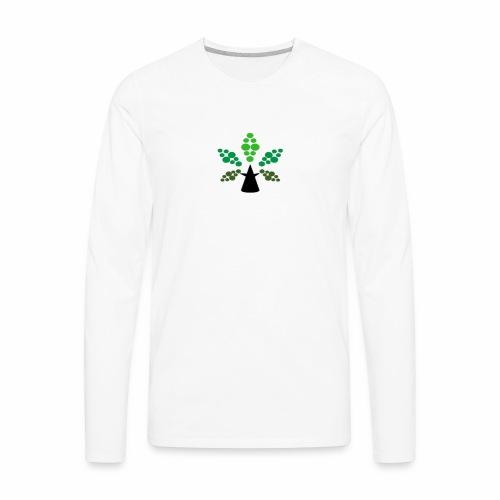 Tri City TriChomes FINAL LOGO 645AM 1 - Men's Premium Long Sleeve T-Shirt