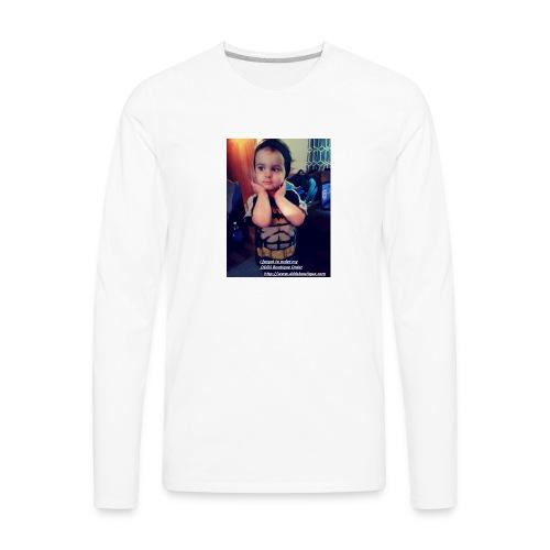 DDDs Boutique Merch - Men's Premium Long Sleeve T-Shirt