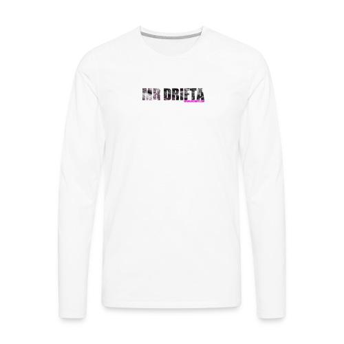 MR DRIFTA - Men's Premium Long Sleeve T-Shirt