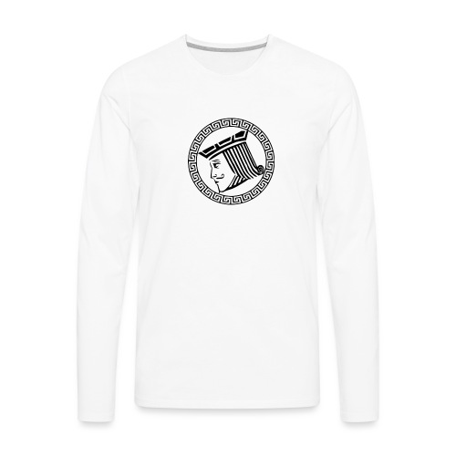 Greek Jack - Men's Premium Long Sleeve T-Shirt