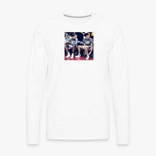 Brandon Ingram and Lonzo Ball - Men's Premium Long Sleeve T-Shirt