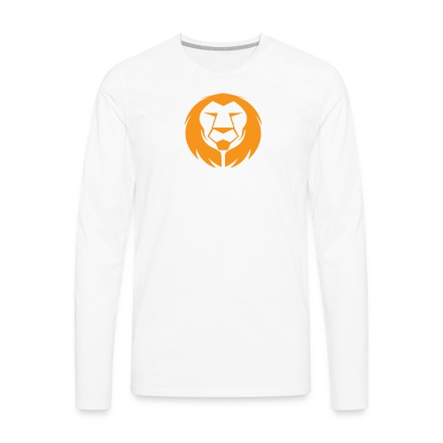 RBRT Lion - Men's Premium Long Sleeve T-Shirt