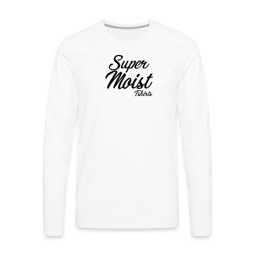 SuperMoist - Men's Premium Long Sleeve T-Shirt