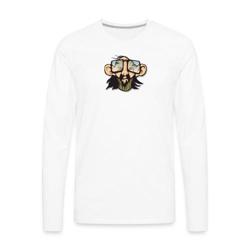 Geek - Men's Premium Long Sleeve T-Shirt