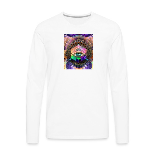 ruth bear - Men's Premium Long Sleeve T-Shirt