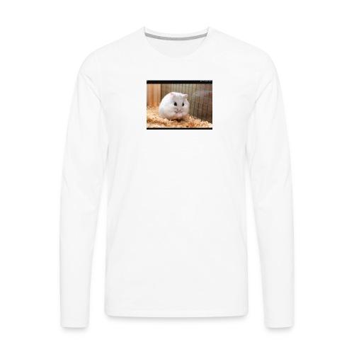 Dungeon the hamster - Men's Premium Long Sleeve T-Shirt