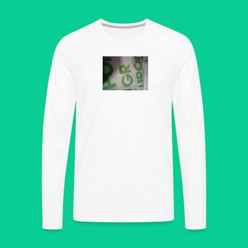 First product - Men's Premium Long Sleeve T-Shirt