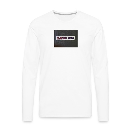 Team - Men's Premium Long Sleeve T-Shirt