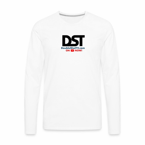 Awesome DST Merch Design - Men's Premium Long Sleeve T-Shirt