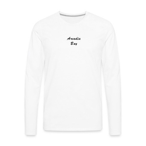 Arcadia Bay Logo - Men's Premium Long Sleeve T-Shirt