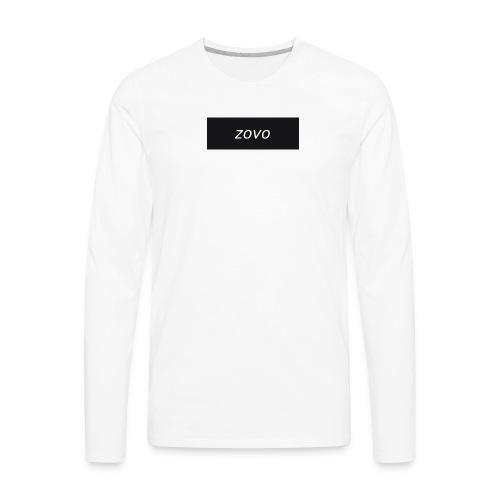 zavo hoodie - Men's Premium Long Sleeve T-Shirt