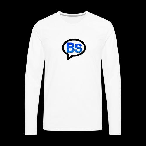 Brospect - Men's Premium Long Sleeve T-Shirt
