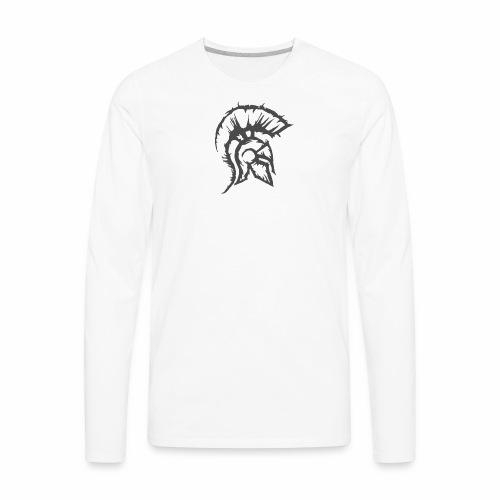 the knight - Men's Premium Long Sleeve T-Shirt