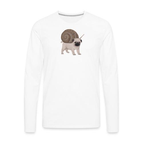 Snug - Men's Premium Long Sleeve T-Shirt
