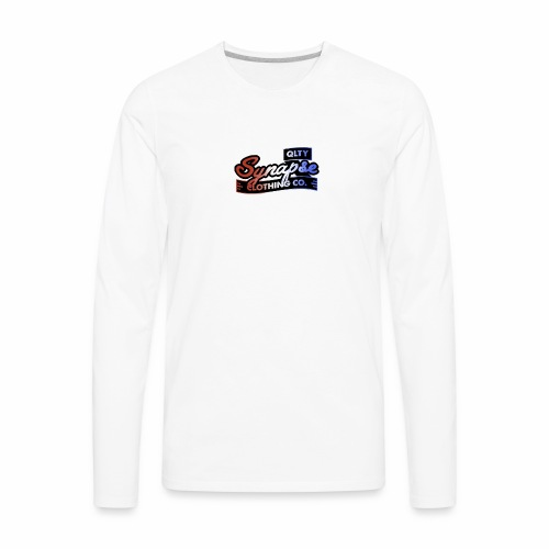 Synapse Clothing America - Men's Premium Long Sleeve T-Shirt