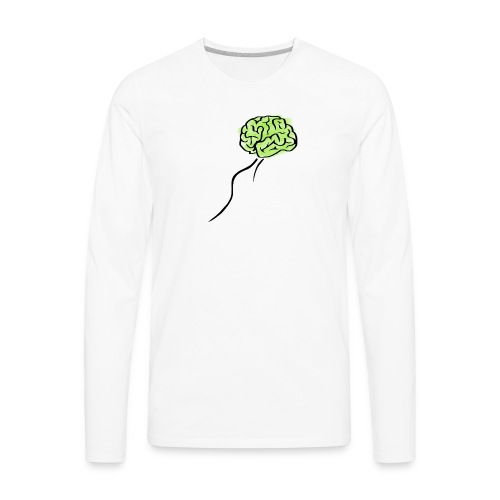I am out of me - Men's Premium Long Sleeve T-Shirt