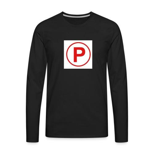 Presto569 Gaming Logo - Men's Premium Long Sleeve T-Shirt