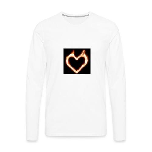 LoveSymbols - Men's Premium Long Sleeve T-Shirt