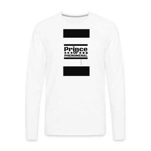 Diamond P.O.P - Men's Premium Long Sleeve T-Shirt