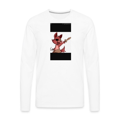 Screenshot 20170429 093011 - Men's Premium Long Sleeve T-Shirt