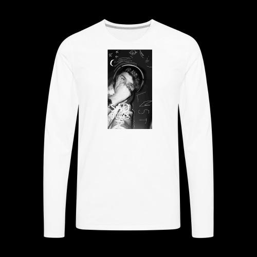 selfless - Men's Premium Long Sleeve T-Shirt