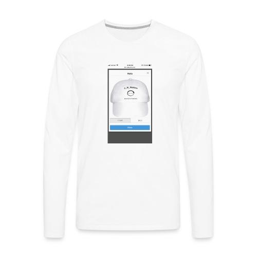 EDA4BA7C 6C7F 4E9D 8C41 12B04D13CE6B - Men's Premium Long Sleeve T-Shirt