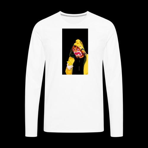 DOPE design - Men's Premium Long Sleeve T-Shirt