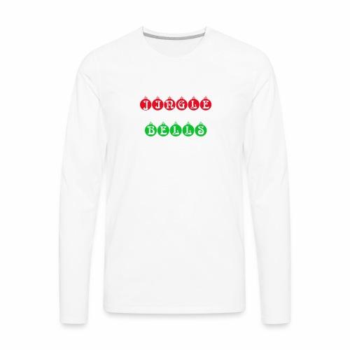 jingle - Men's Premium Long Sleeve T-Shirt