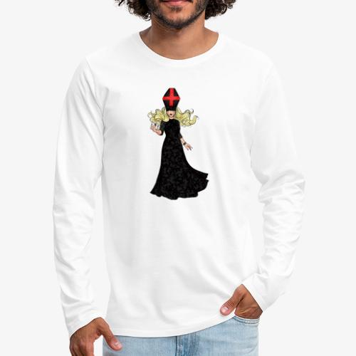 Paris Gore Womens top - Men's Premium Long Sleeve T-Shirt