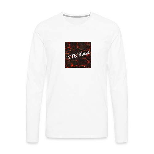 NTS_Blast_032 - Men's Premium Long Sleeve T-Shirt