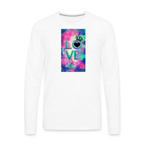 Damons love - Men's Premium Long Sleeve T-Shirt