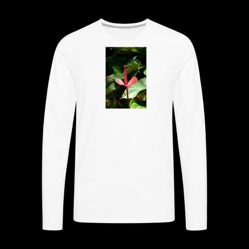 Claudia 0138 - Men's Premium Long Sleeve T-Shirt