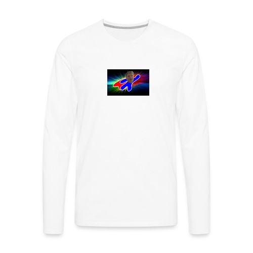 Super tech - Men's Premium Long Sleeve T-Shirt