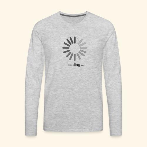 poster 1 loading - Men's Premium Long Sleeve T-Shirt