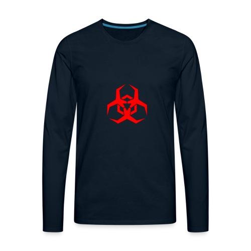 HazardMartyMerch - Men's Premium Long Sleeve T-Shirt
