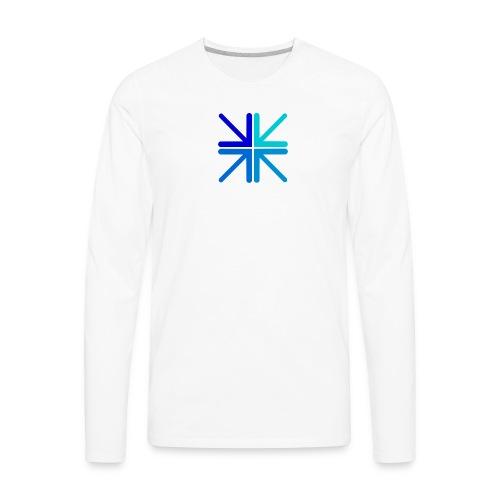 Arrowhead - Men's Premium Long Sleeve T-Shirt