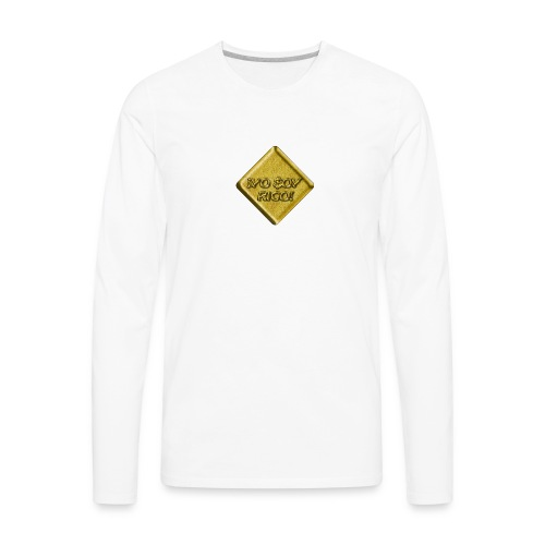 uyLtm6Z8 - Men's Premium Long Sleeve T-Shirt