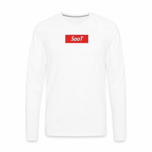 SaaT Supreme - Men's Premium Long Sleeve T-Shirt