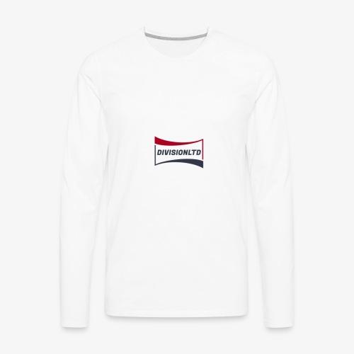 DIVISIONLTD - Men's Premium Long Sleeve T-Shirt