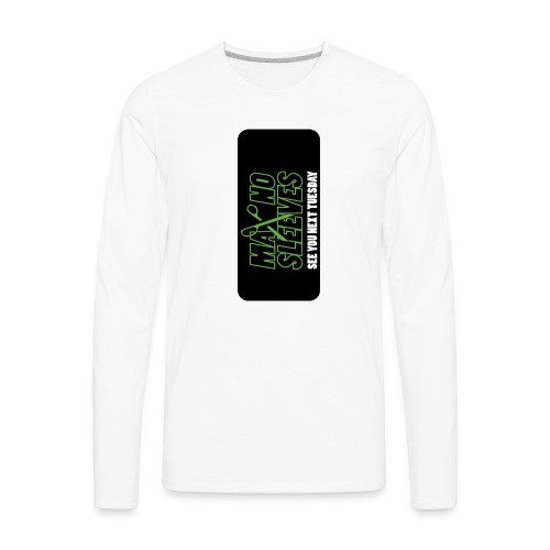 syntiphone5 - Men's Premium Long Sleeve T-Shirt