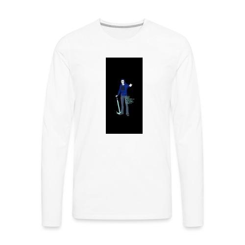 stuff i5 - Men's Premium Long Sleeve T-Shirt