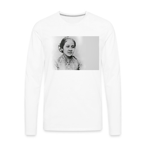 kartini - Men's Premium Long Sleeve T-Shirt