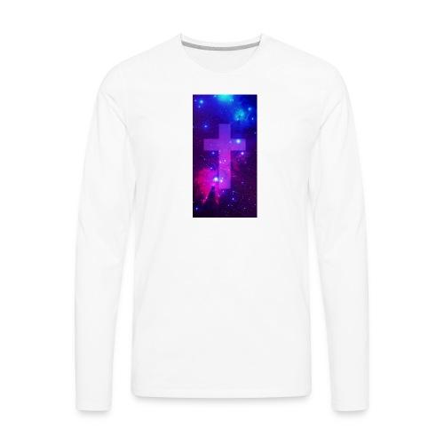 A0F287B8 0817 4D71 9FBE 077EE35A8221 - Men's Premium Long Sleeve T-Shirt