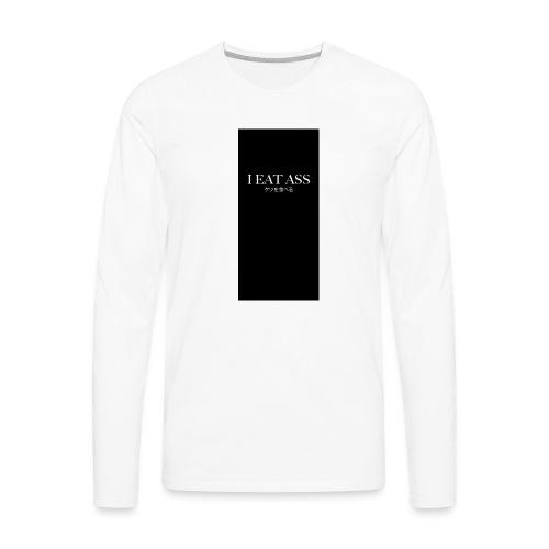 asss5 - Men's Premium Long Sleeve T-Shirt