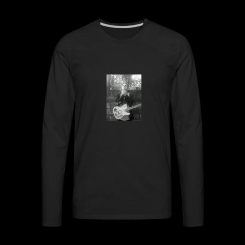 The Power of Prayer - Men's Premium Long Sleeve T-Shirt